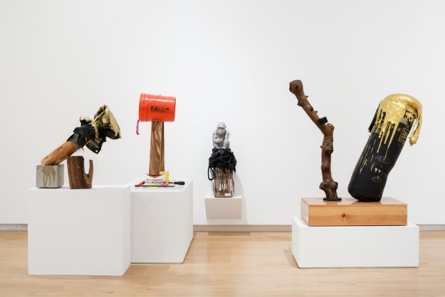 MEATY BEATY BIG AND BOUNCY, Aldrich Contemporary Art Museum, Installation View 15, 2014